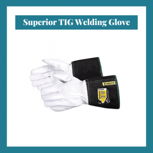 Superior TIG Welding Glove